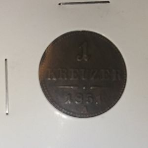 Rare old coin for sale 1851